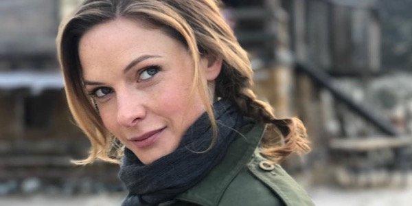 Rebecca Ferguson in Fallout