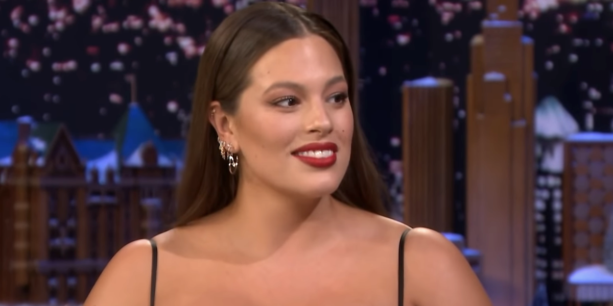 ashley graham the tonight show starring jimmy fallon nbc