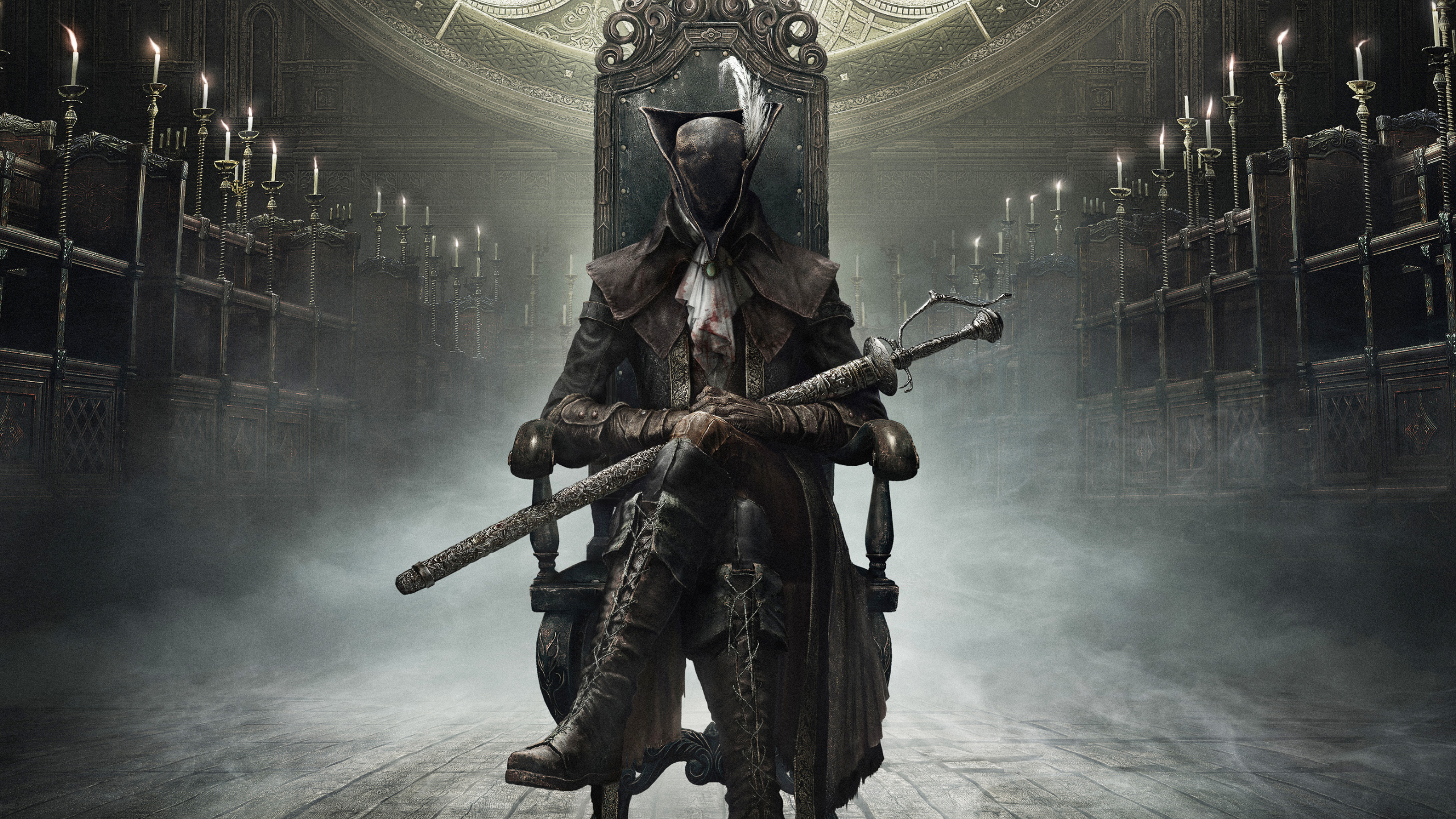 Is Bloodborne coming to PC? | PC Gamer