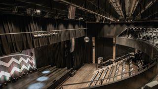Meyer Sound Reinforcement System at Kulturhus Trommen Venue