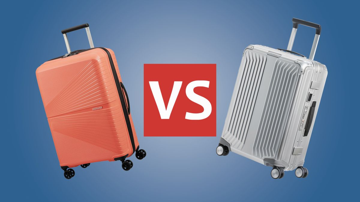 Samsonite vs American Tourister: which brand makes the best luggage?