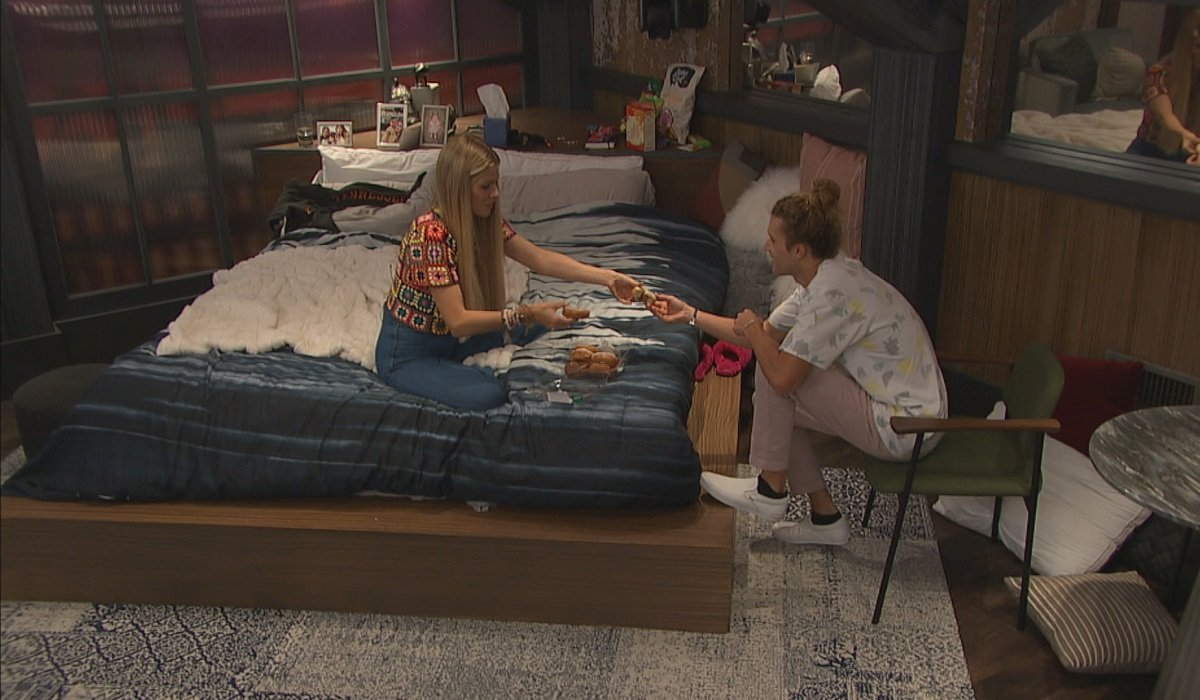 Dani Briones Tyler Crispen Big Brother All-Stars CBS