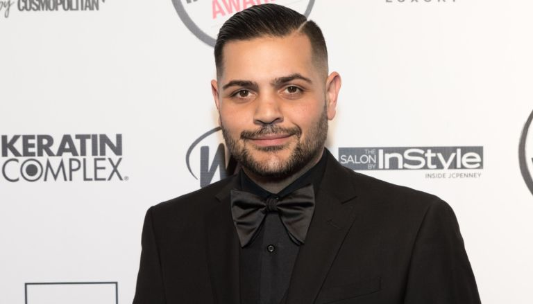 Michael Costello attends the American Influencer Award at The Novo by Microsoft on November 18, 2017 in Los Angeles, California.