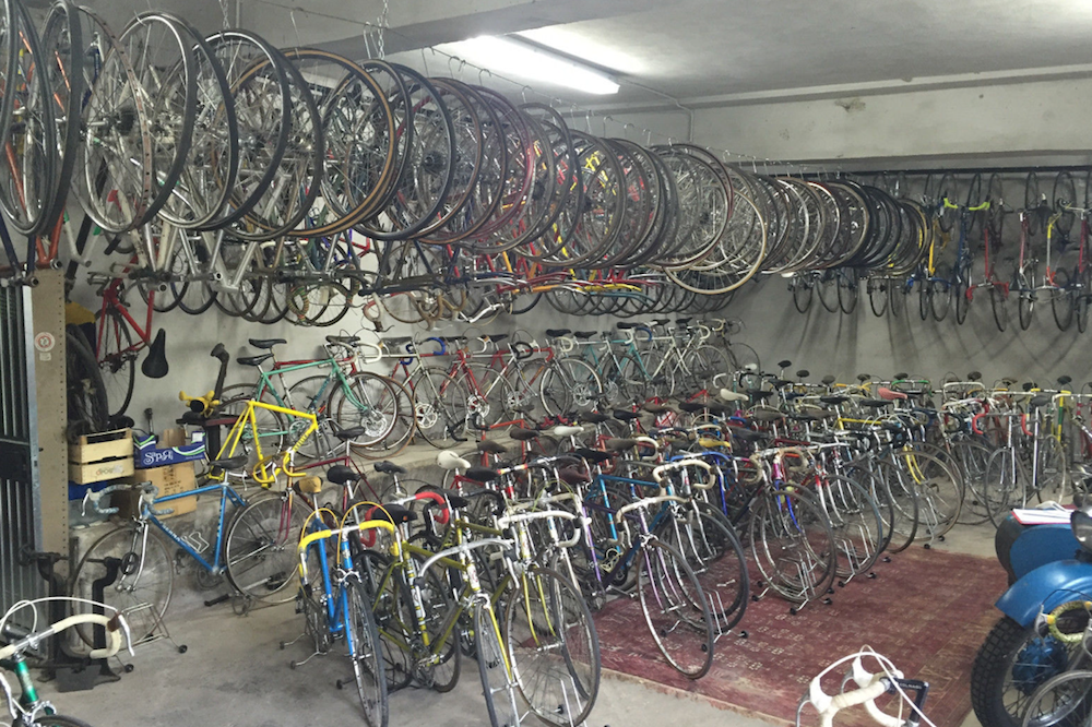 These 150 vintage Italian racing bikes could be yours for just £52,000 - Cycling Weekly