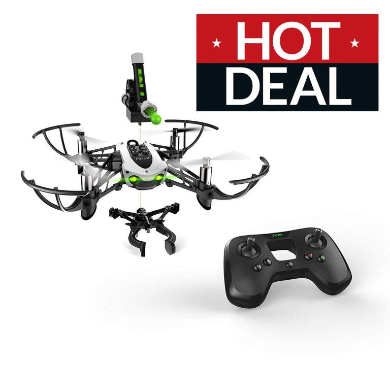 amazon prime 2019 parrot drone deal