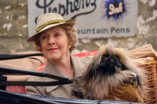 Patricia Hodge as dog-loving Mrs Pumphrey.