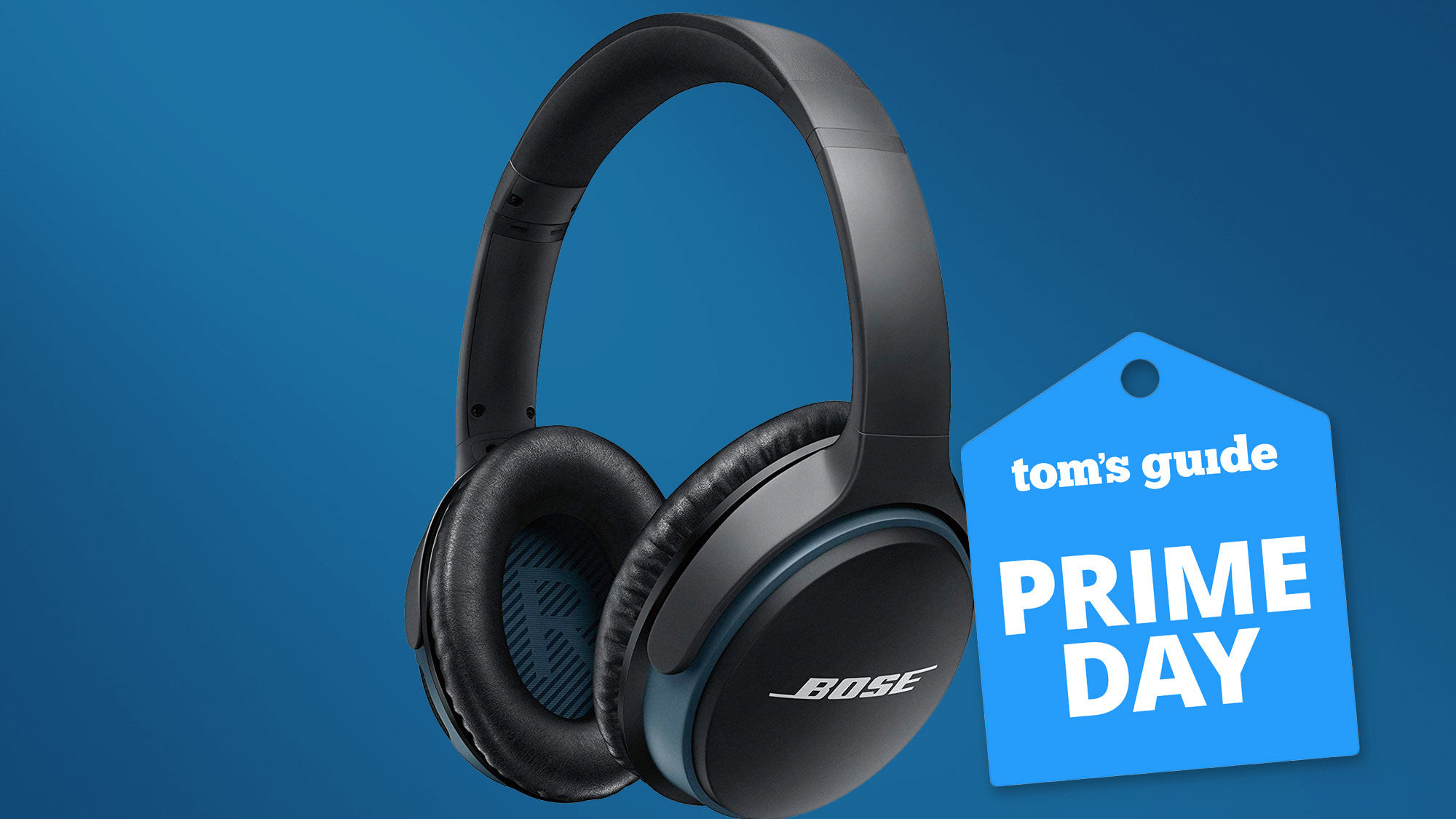 Bose SoundLink Around Ear Wireless Headphones II Prime Day deal