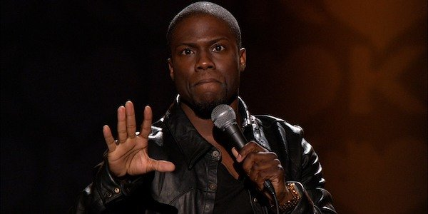 Kevin Hart Kevin Hart: Seriously Funny Netflix