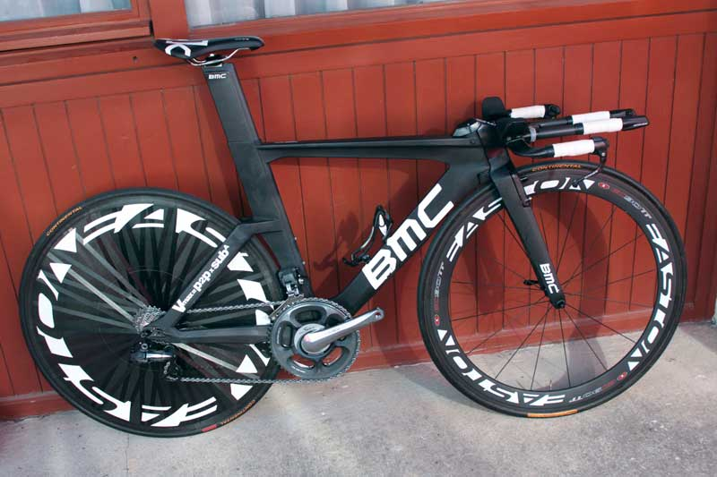 bmc, time trial bike, tm01, cadel evans