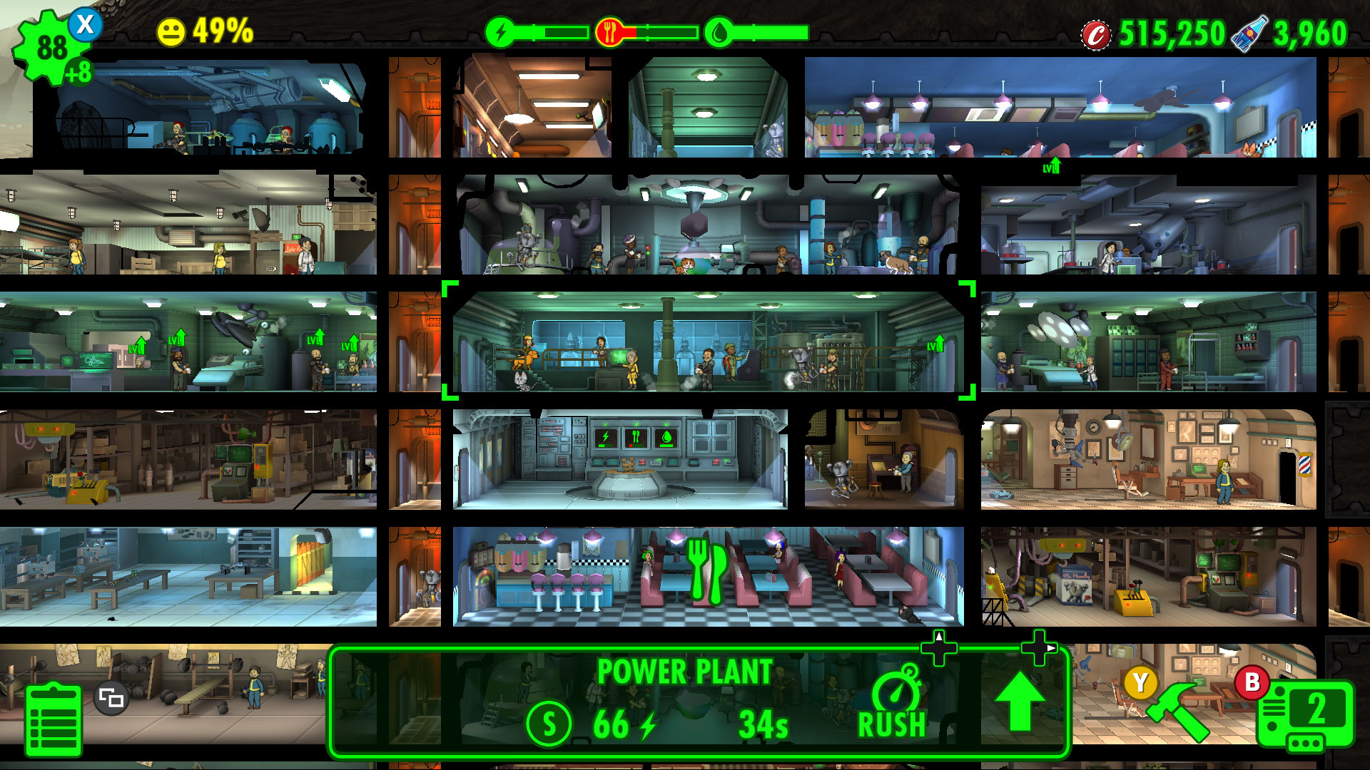 Games like Fallout Shelter to keep you happy tapping