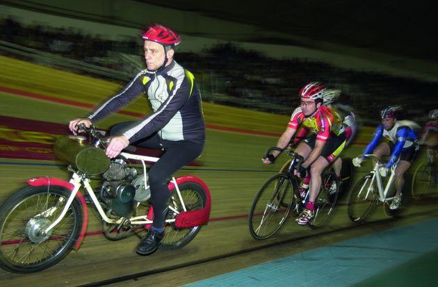 Keirin racing