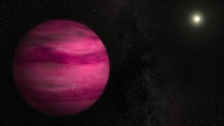 Exoplanet GJ 504b