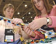 Stem Cell Biology, Global Warming, and other hot topics at 2009 NSTA conference