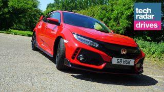 Honda Civic Type R An Everyday Beast Techradar
