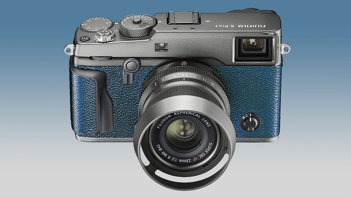 Fujifilm X-Pro3 to get new color, but will it match the Canon EOS M6 Mark II sensor?