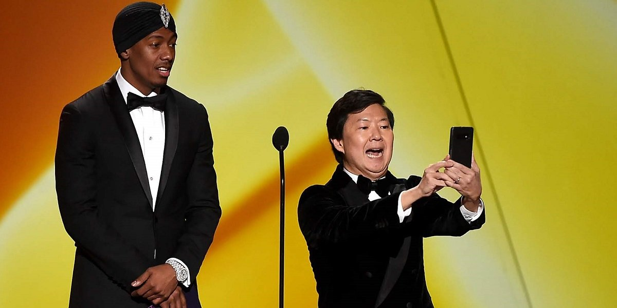 Emmys Nick Cannon Ken Jeong