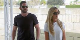 Looks Like Tarek El Moussa And Christina Haack Are Moving Forward After Tarek's Flip Or Flop Outburst