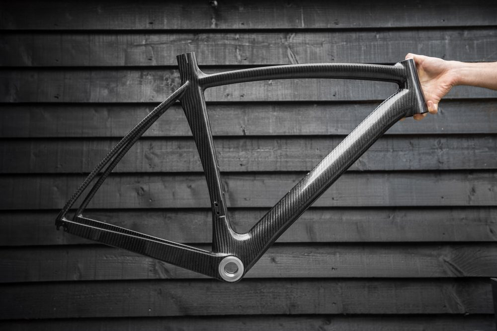 Carbon Bike Frame >> Graphene Frames Are Coming And They Could Weigh Just 350g