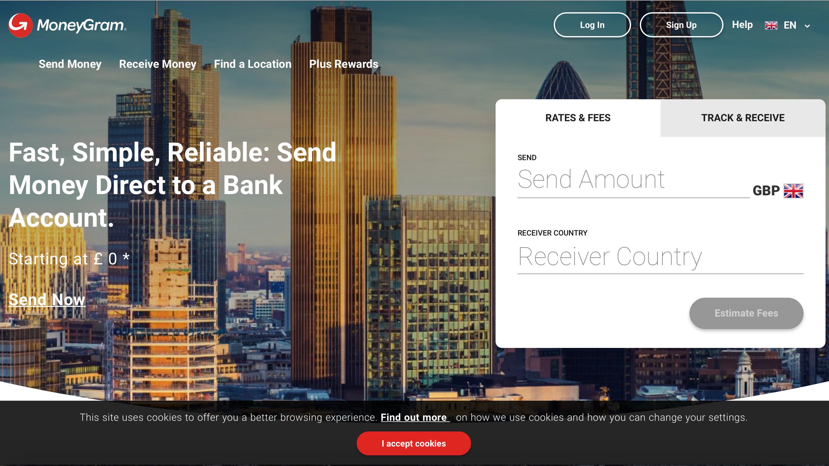 MoneyGram   TechRadar