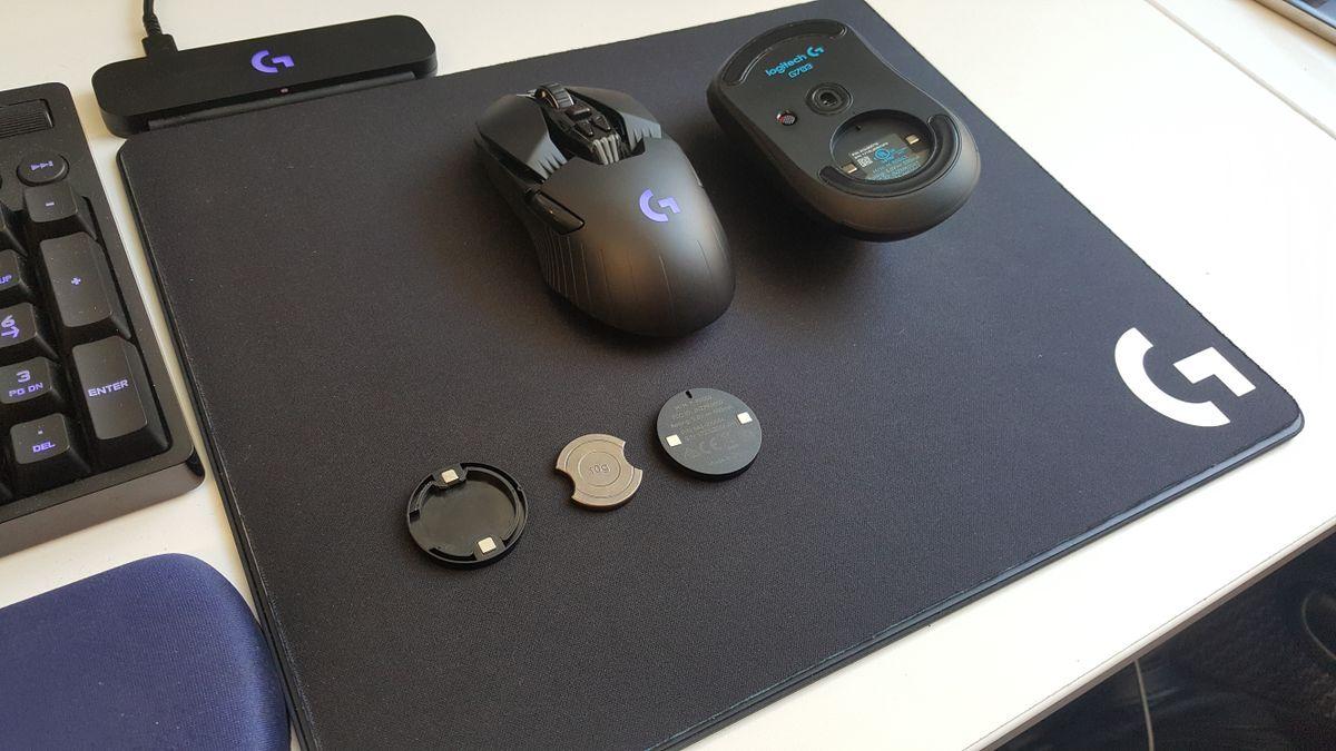 Logitech S Wireless Charging Mousepad Fulfills The Dream
