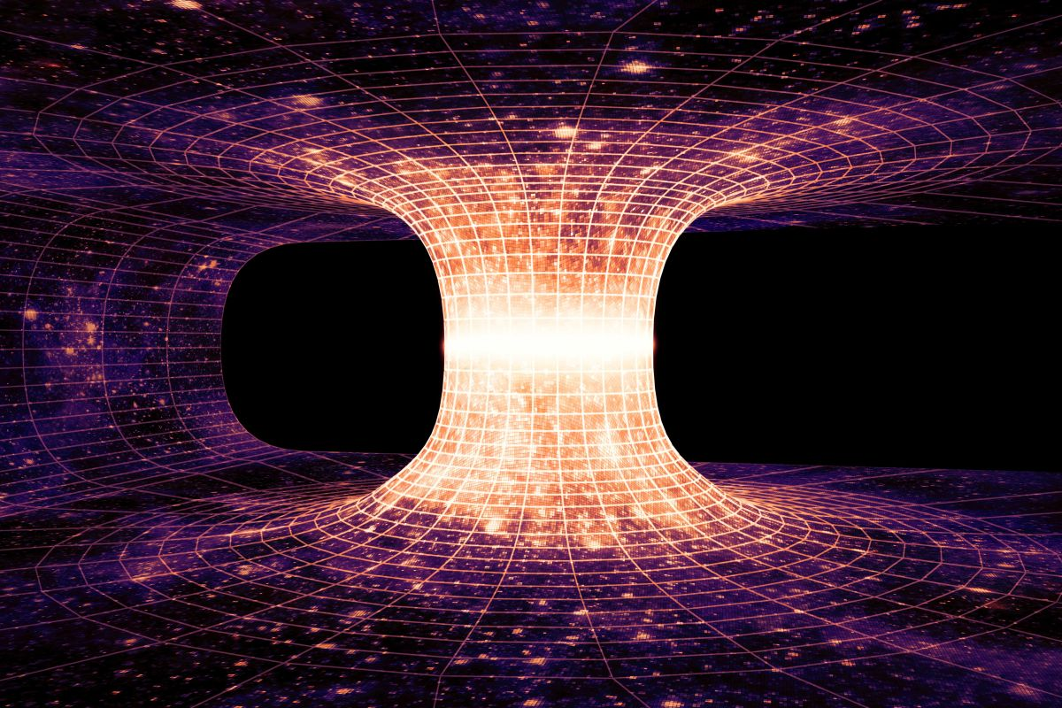 Wormholes could also be lurking within the universe — and new research are proposing methods of discovering them
