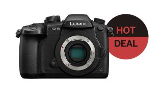 Buy the Panasonic Lumix GH5 and get £500 worth of accessories FREE