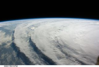 Hurricane Ike Delays Space Station Delivery