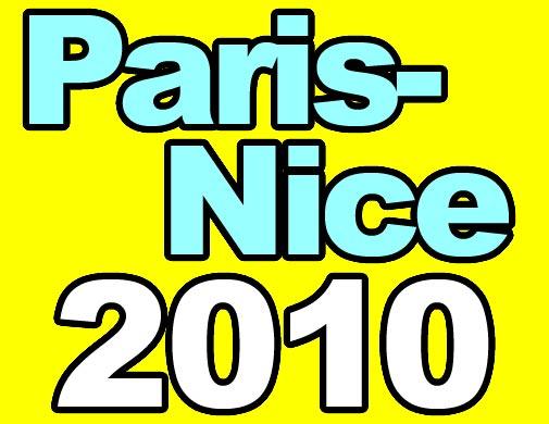 Paris-Nice 2010 logo