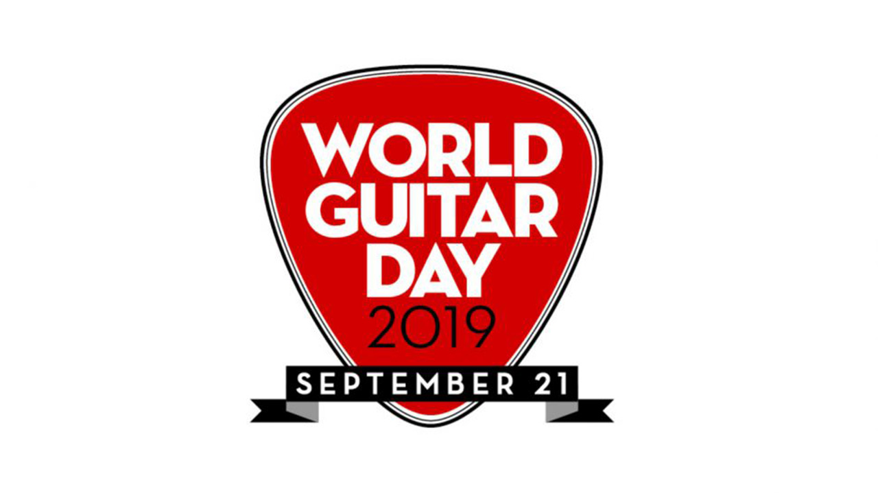 World Guitar Day is back for 2019