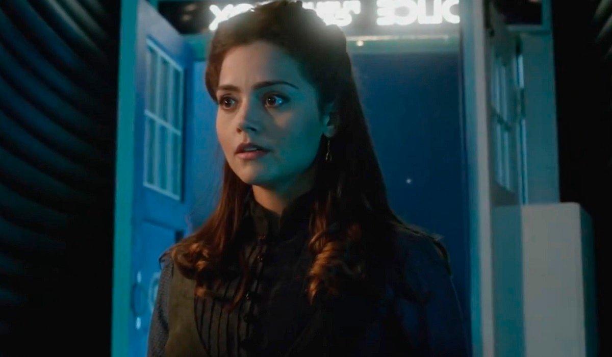 Clara Doctor Who