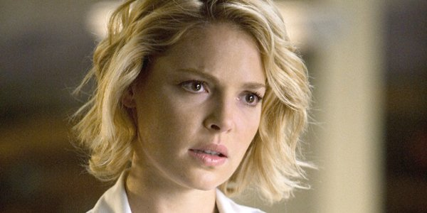 Katherine Heigl as Dr Izzie Stevens short wavy hair Grey's Anatomy ABC