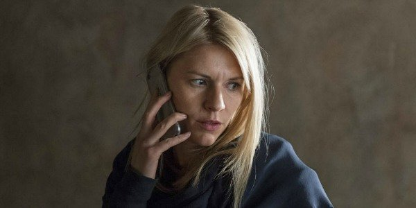Carrie Mathison Claire Danes Homeland Showtime