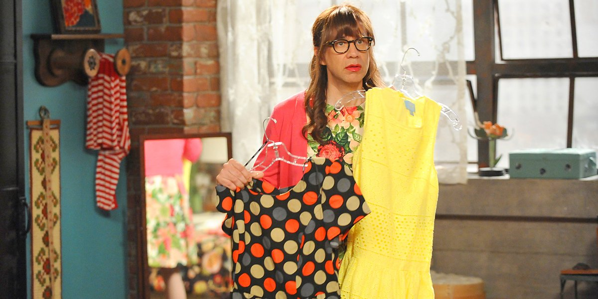 Fred Armisen as Jess Day in New Girl