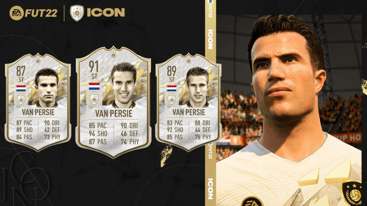 FIFA 22 Icons guide: Cafu, Casillas and van Persie new this year