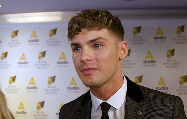 170321 WOTV - RTS Awards_Kieron Richardson