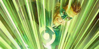 Hal Jordan Green Lantern comics