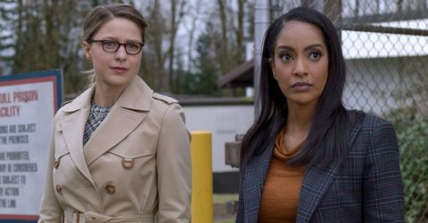 Kara and Kelly investigate prison labor in this week's 'Supergirl'