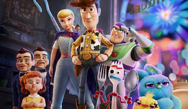 Meet The New Toy Story 4 Characters: Gabby Gabby, Duke Caboom And The Rest