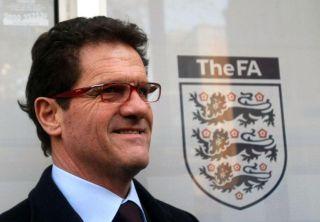 Soccer – Fabio Capello Arrives – FA Headquarters