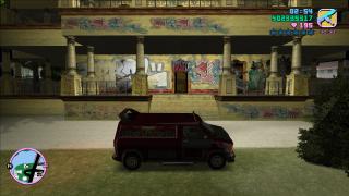 Grand Theft Auto: Vice City AI upscale