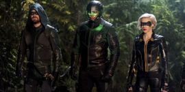 Former Arrow Star Is Returning To The CW To Star In A New Sci-Fi Drama