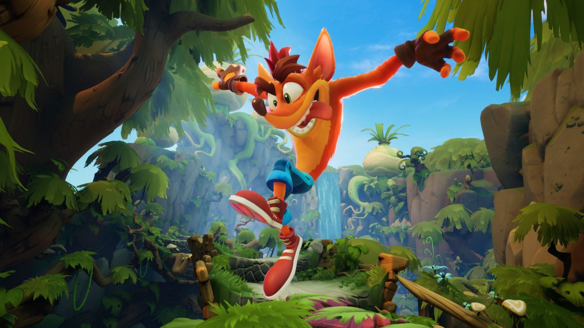 Crash Bandicoot 4: It's About Time plays like a sequel 22 years in the making