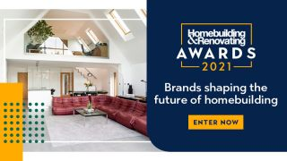 a flyer for the homebuilding & renovating industry awards 2021