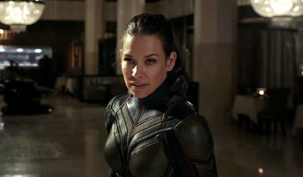 hope van dyne Evangeline Lily Wasp Ant-Man and the wasp