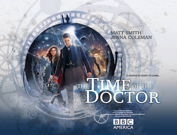 Doctor Who 'The Time of The Doctor' Christmas Special