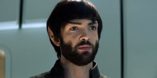 Spock Ethan Peck Star Trek: Discovery CBS All Access
