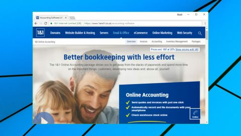 1&1 Online Accounting