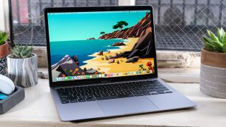 MacBook Air with M1 review
