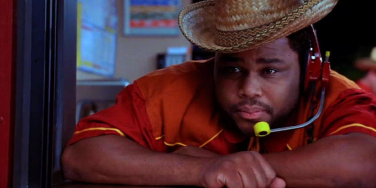 Anthony Anderson in Harold & Kumar Go To White Castle