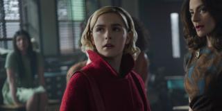 Chilling Adventures of Sabrina Kiernan Shipka Sabrina Netflix